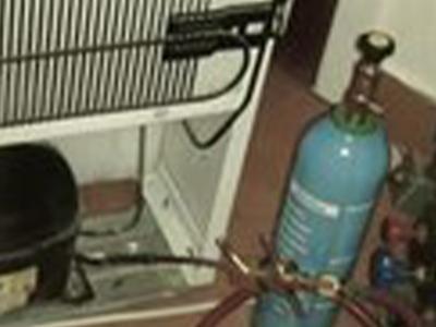 Oprava chladničky 2